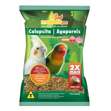 Alimento Para Calopsita Agapornis 10 Kg