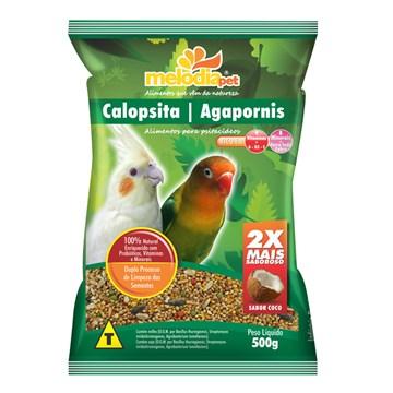 Alimento Para Calopsita Agapornis 500 Gr