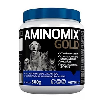 Aminomix Pet Gold Vetnil