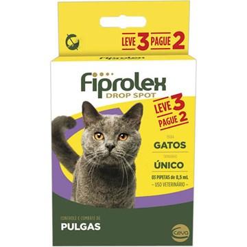 Antipulgas Ceva Fiprolex Drop Spot para Gatos de 0,5 mL