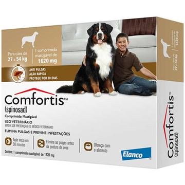 Antipulgas Elanco Comfortis 1620 mg para Cães de 27 a 54 Kg