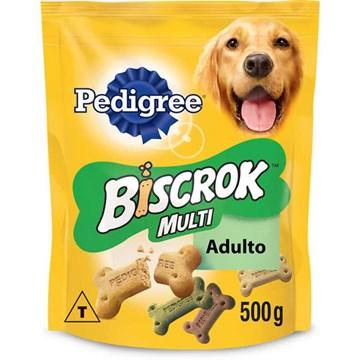 Biscoito Pedigree Biscrok Multi para Cães Adultos