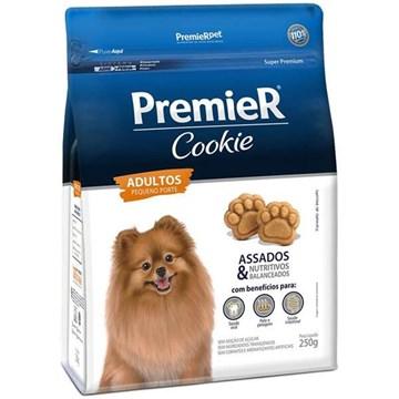 Biscoito Premier Pet Cookie para Cães Adultos Raças Pequenas