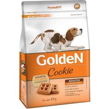 Biscoito Premier Pet Golden Cookie para Cães Adultos Mini Bits