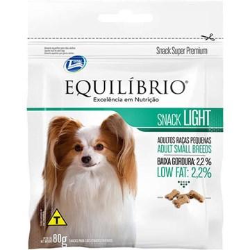 Biscoito Total Equilíbrio Snack Light para Cães de Raças Pequenas