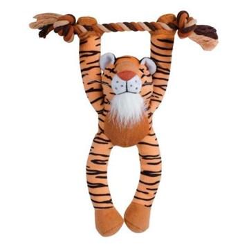 Brinquedo Chalesco Pelúcia Tigre Sonoro