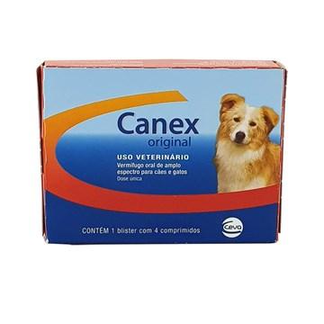 Canex Original Vermífugo Cães