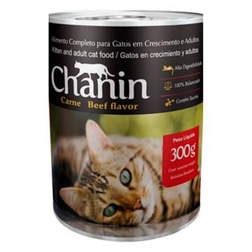 Chanin Cat Carne Lata