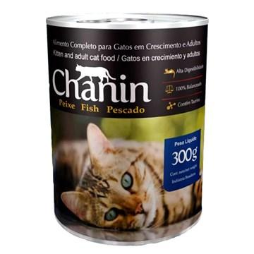 Chanin Cat Peixe Lata