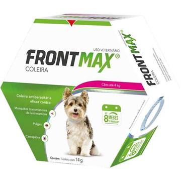 Coleira Antiparasitária Vetoquinol Frontmax para Cães até 4 Kg 1 Unidade