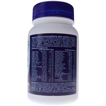 Complexo Vitamínico Aminomix Pet 120 Comprimidos