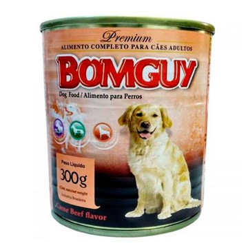 Lata Bomguy Premium Sabor Carne