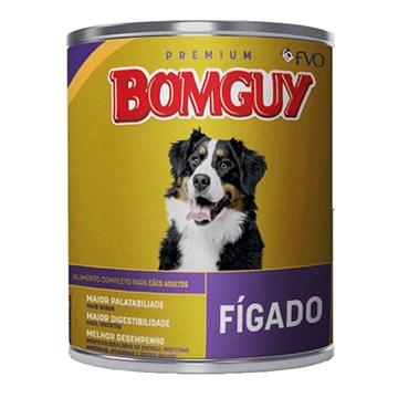 Lata Bomguy Premium Sabor Fígado