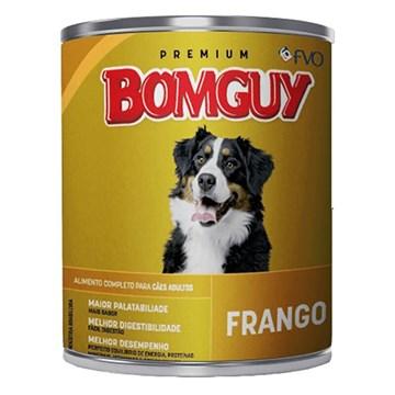 Lata Bomguy Premium Sabor Frango