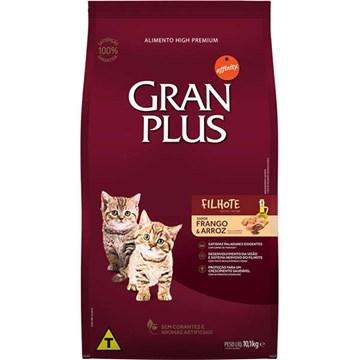 Ração Affinity PetCare GranPlus Frango e Arroz para Gatos Filhotes 10,1 Kg