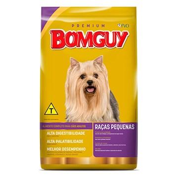 Ração Bomguy Premium para Cães Adultos Raças Pequenas