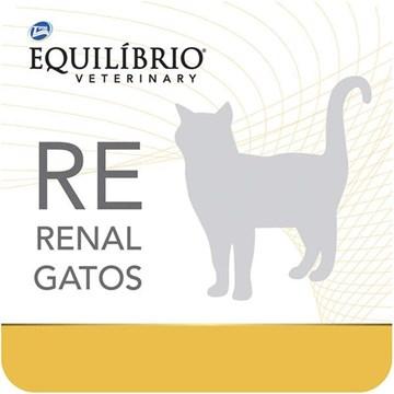 Ração Equilíbrio Veterinary Renal para Gatos Adultos