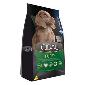 Ração Farmina Cibau Puppy para Cães Filhotes de Raças Grandes