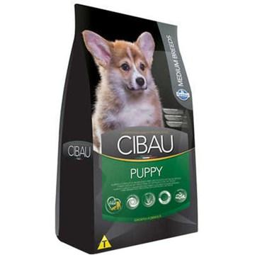 Ração Farmina Cibau Puppy para Cães Filhotes de Raças Médias