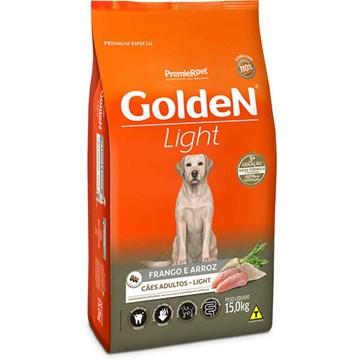 Ração Premier Golden Cães Adultos Light Frango e Arroz