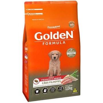 Ração Premier Golden Formula Cães Filhotes Frango e Arroz