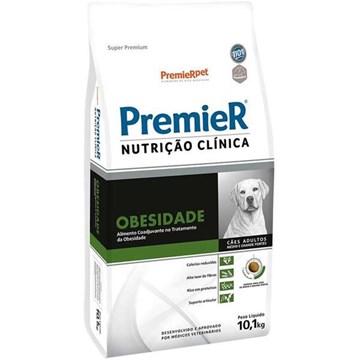 Ração Premier Nutrição Clínica Obesidade para Cães Adultos Médio e Grande Porte