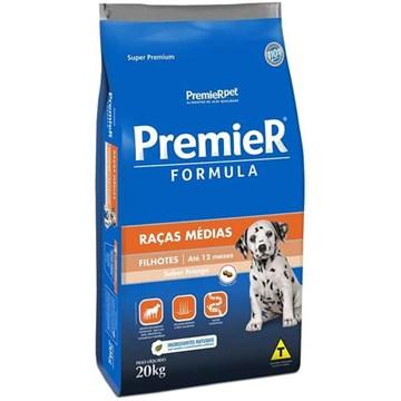 Ração Premier Pet Formula Frango para Cães Filhotes de Raças Médias