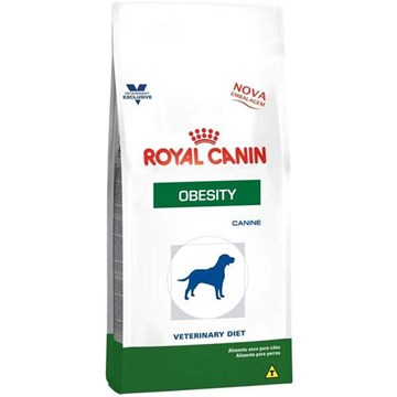 Ração Royal Canin Canine Veterinary Diet Obesity para Cães Adultos 1,5 Kg