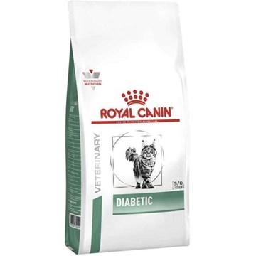 Ração Royal Canin Feline Veterinary Diet Diabetic para Gatos Adultos com Diabetes