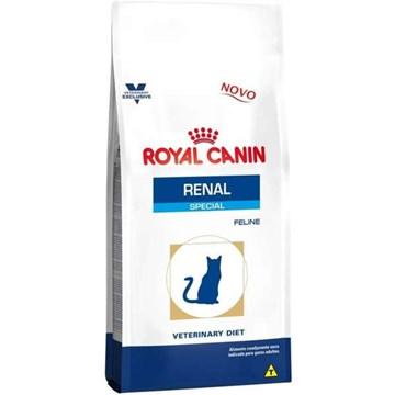 Ração Royal Canin Feline Veterinary Diet Renal Special para Gatos com Doenças Renais
