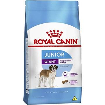 Ração Royal Canin Giant Junior para Filhotes de Cães Gigantes de 8 a 18-24 Meses de Idade
