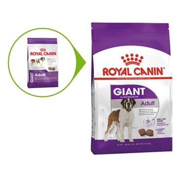 Ração Royal Canin Giant para Cães Gigantes Adultos ou Idosos acima de 18-24 Meses de Idade