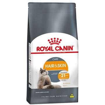 Ração Royal Canin Hair & Skin Care para Gatos Adultos