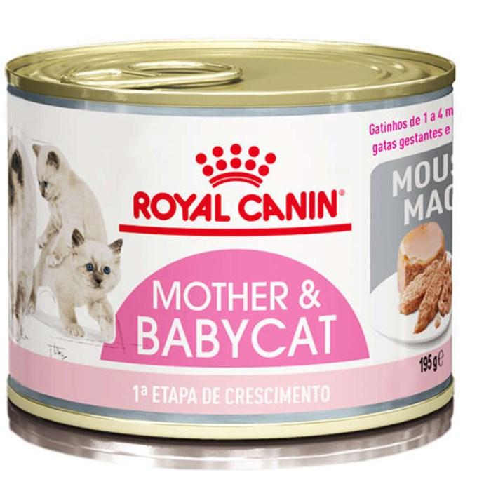 Ração Royal Canin Lata Baby Cat Instinctive para Gatos Filhotes