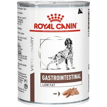 Ração Royal Canin Lata Canine Veterinary Diet Gastro Intestinal Low Fat Wet