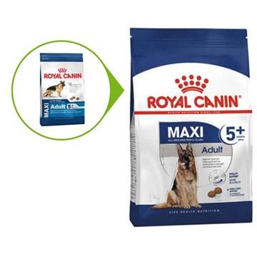 Ração Royal Canin Maxi Adult 5+ para Cães Adultos de Raças Grandes com 5 Anos ou mais