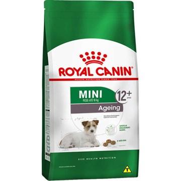 Ração Royal Canin Mini Ageing 12+ para Cães Idosos de Raças Pequenas com 12 Anos ou mais
