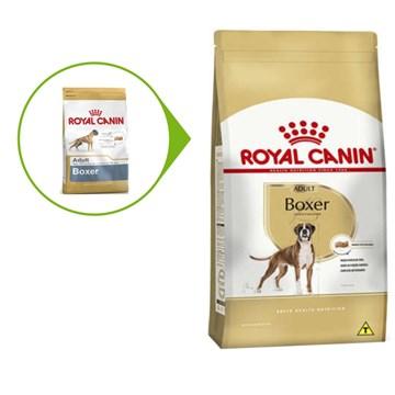 Ração Royal Canin para Cães Adultos da Raça Boxer