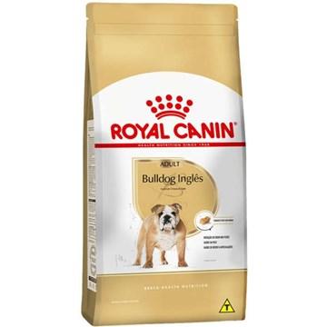 Ração Royal Canin para Cães Adultos da Raça Bulldog