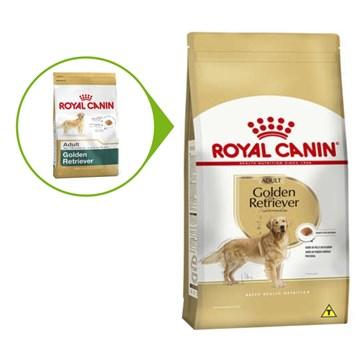 Ração Royal Canin para Cães Adultos da Raça Golden Retriever