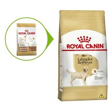 Ração Royal Canin para Cães Adultos da Raça Labrador Retriever