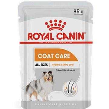 Ração Royal Canin Sachê Coat Beauty Wet para Cães