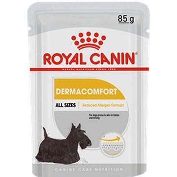 Ração Royal Canin Sachê Dermacomfort Wet para Cães