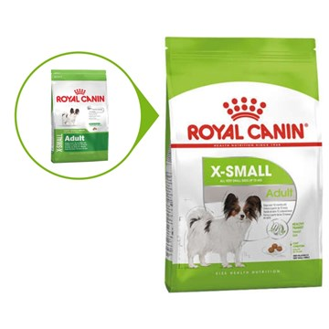 Ração Royal Canin X-Small para Cães Adultos