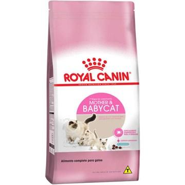 Ração Royal Health Nutrition Feline Mother & Baby para Gatos Filhotes de 1 a 4 Meses de Idade