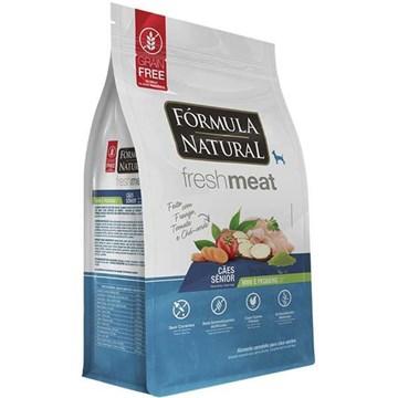 Ração Seca Fórmula Natural Fresh Meat Cães Sênior Raças Mini e Pequena 2,5 Kg