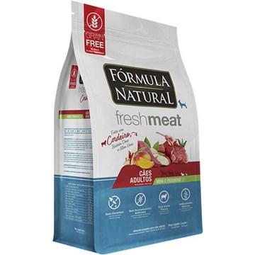 Ração Seca Fórmula Natural Fresh Meat Cordeiro para Cães Adultos Raças Mini e Pequena 2,5 Kg