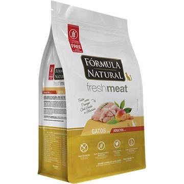 Ração Seca Fórmula Natural Fresh Meat Frango para Gatos Adultos 1 Kg