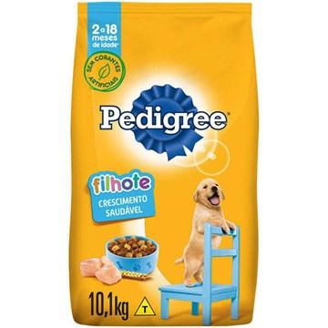 Ração Seca Pedigree para Cães Filhotes Raças Médias e Grandes 10,1 Kg