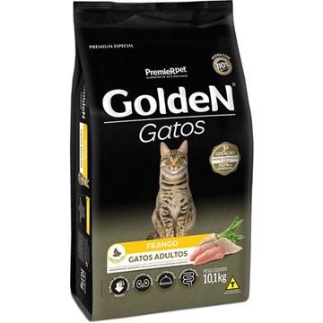 Ração Seca Premier Pet Golden Gatos Adultos Frango